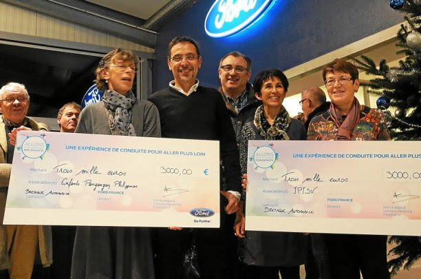 Initiatives pour l 39 inclusion des d ficients visuels for Garage ford concarneau